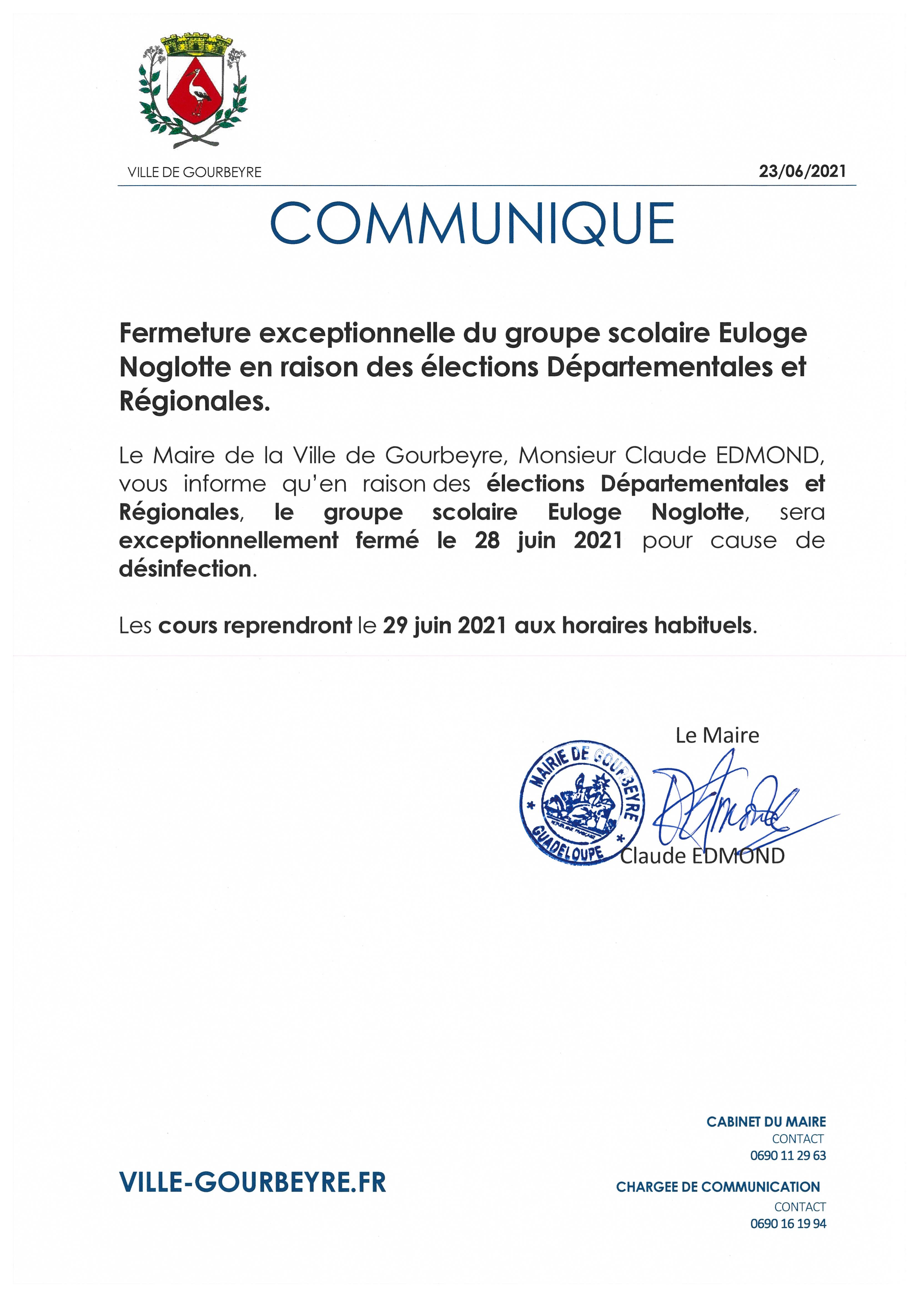 Arrêté 2020/053 - Interdiction temporaire regroupement au Bain des Amours et site environnant